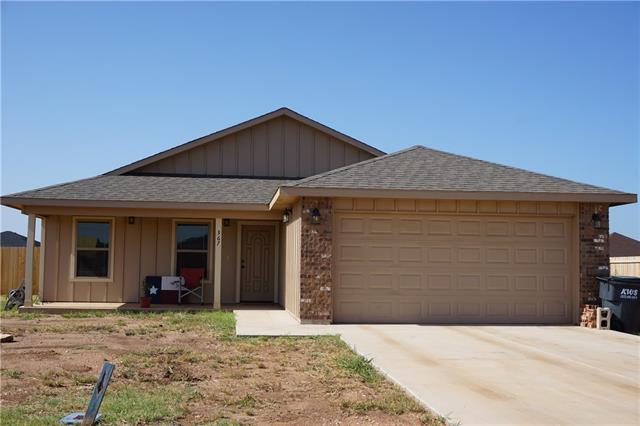 367 Foxtrot Lane, Abilene, TX 79602