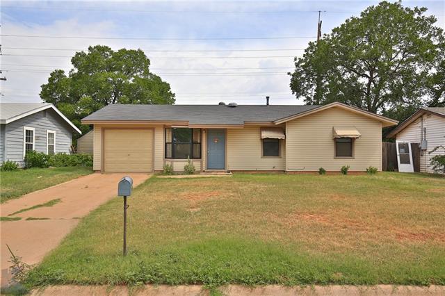 4626 Clover Lane, Abilene, TX 79606