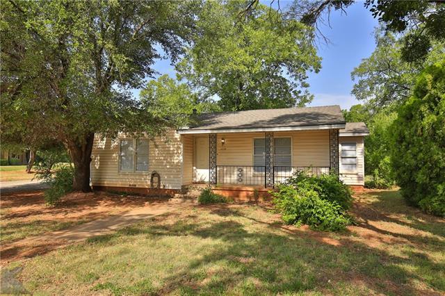 1234 Blair Street, Abilene, TX 79605