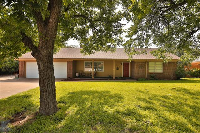2233 Crescent Drive, Abilene, TX 79605