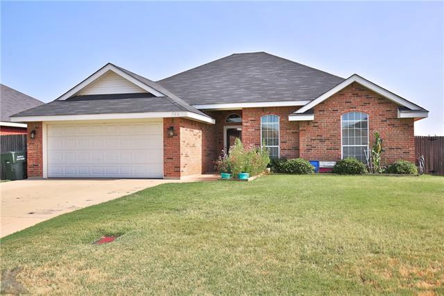 926 Swift Water Drive, Abilene, TX 79602