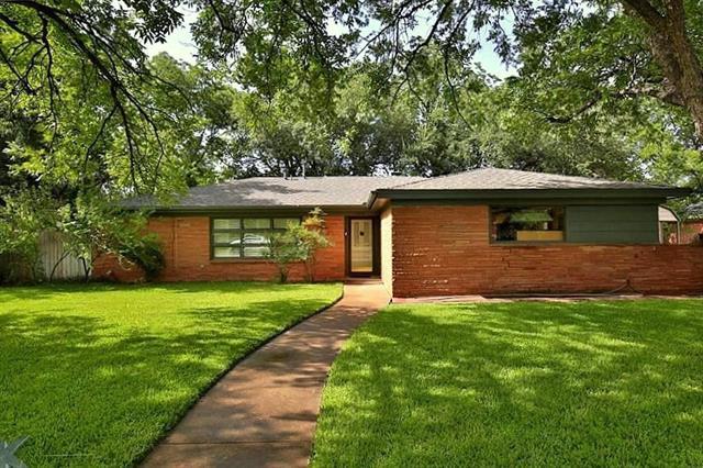 3593 Hunters Glen Road, Abilene, TX 79605