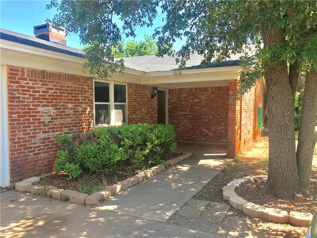 2933 Nonesuch Road, Abilene, TX 79606