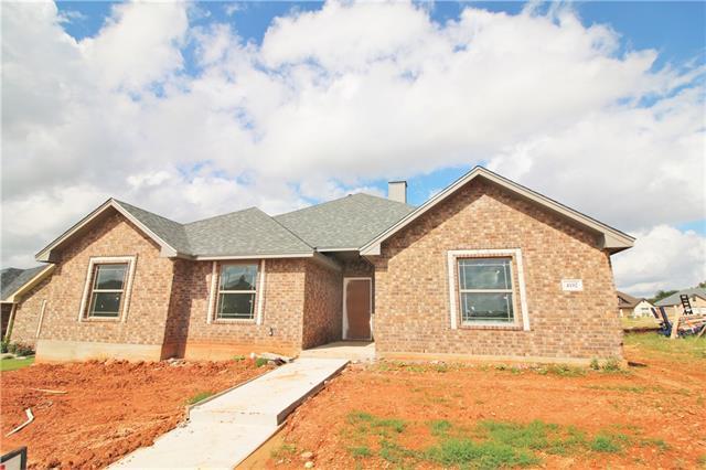 4102 Forrest Creek Court, Abilene, TX 79606