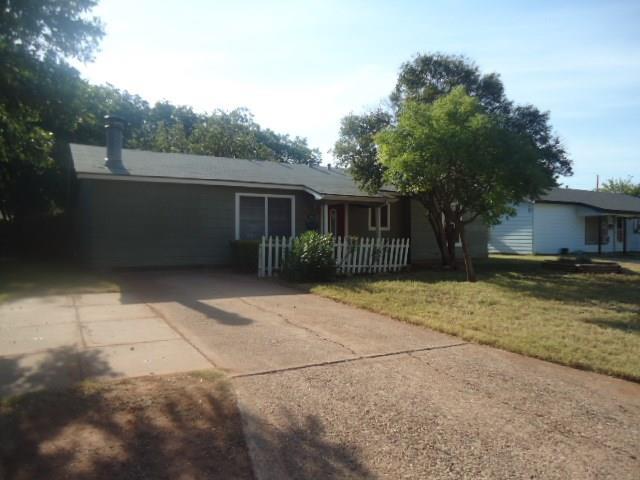 1825 Bel Air Drive, Abilene, TX 79603