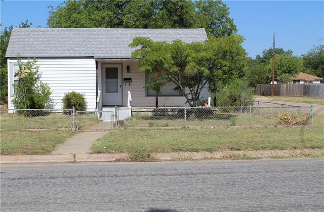 1350 Lillius Street, Abilene, TX 79603