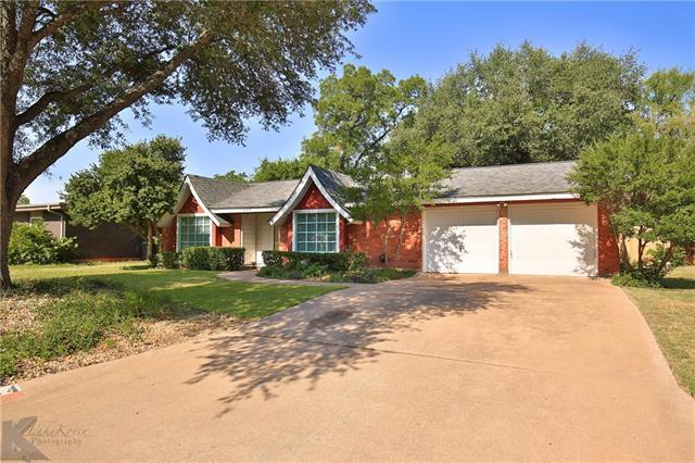 1024 Richland Drive, Abilene, TX 79603