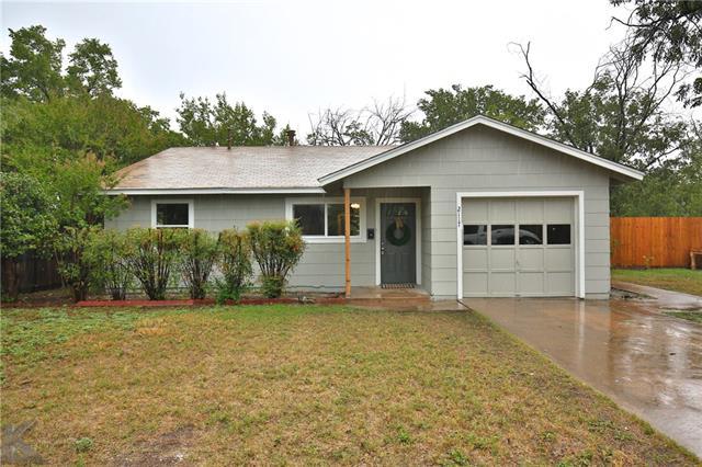 2117 Ross Avenue, Abilene, TX 79605