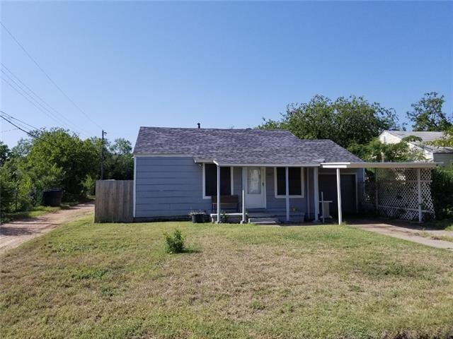 1617 S 22nd Street, Abilene, TX 79602