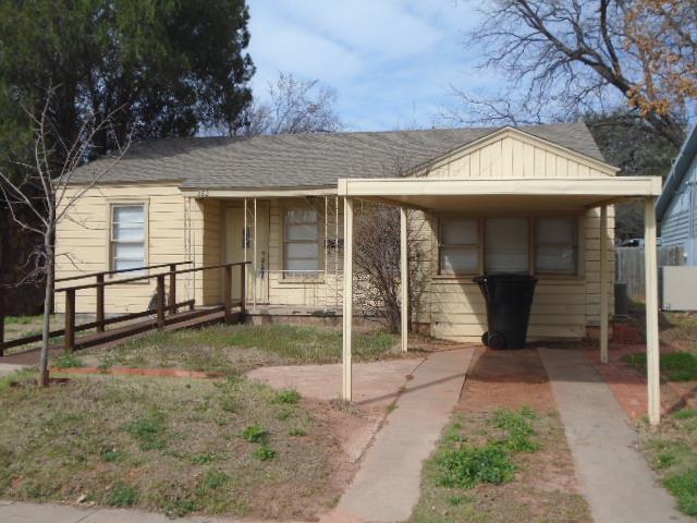 282 Clyde Street, Abilene, TX 79605