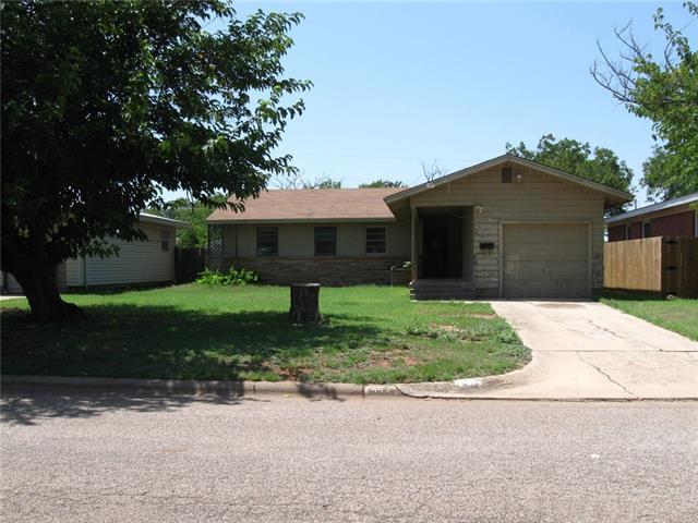 234 Hawthorne Street, Abilene, TX 79605
