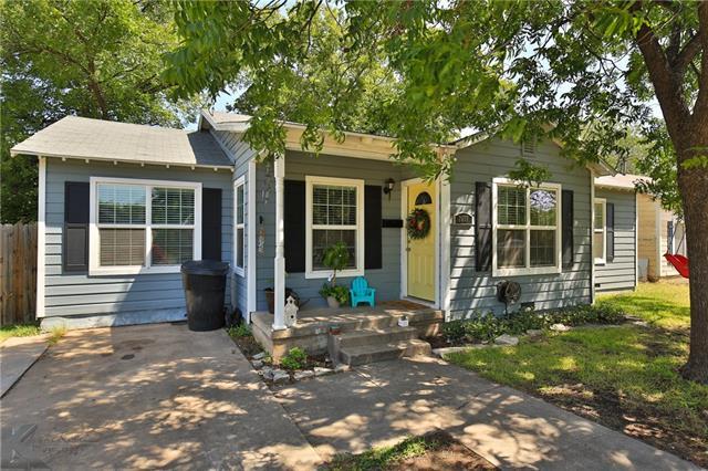2618 S 22nd Street, Abilene, TX 79605