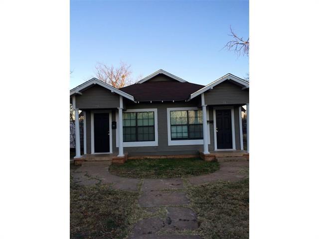 733 Victoria Street, Abilene, TX 79603