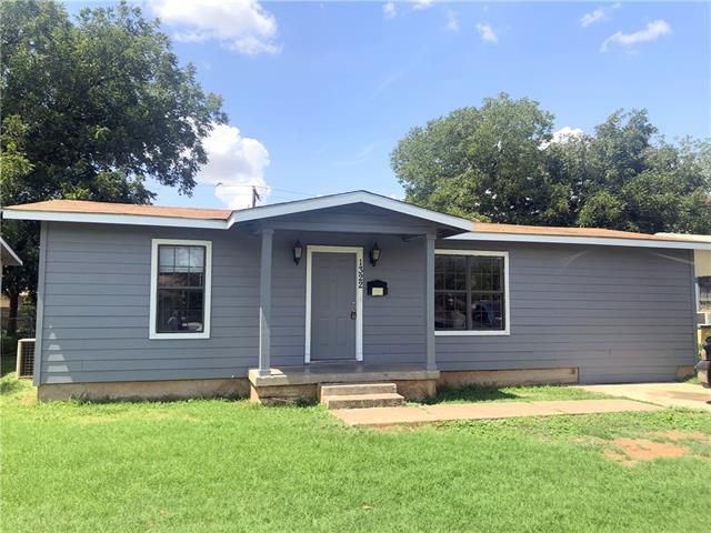 1322 S Bowie Drive, Abilene, TX 79605