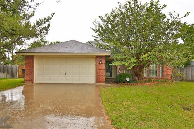 3509 Carnation Court, Abilene, TX 79606