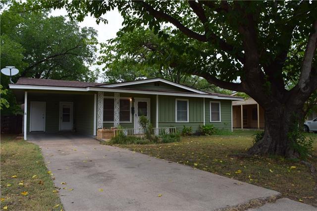 2116 Parramore Street, Abilene, TX 79603