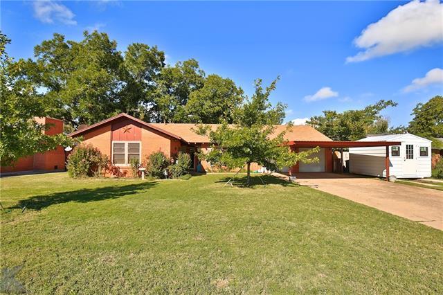 1810 Ivanhoe Lane, Abilene, TX 79605