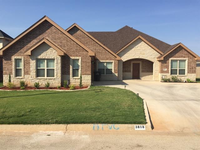 3818 Enchanted Rock Road, Abilene, TX 79606