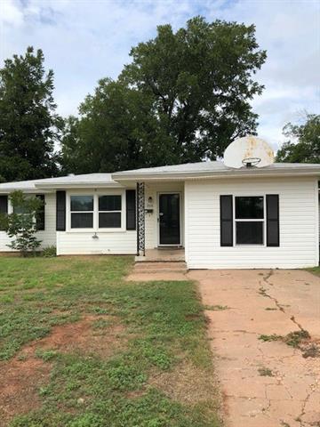 926 S Bowie Drive, Abilene, TX 79605