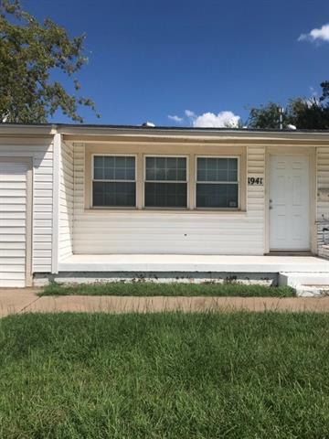 1941 Barrow Street, Abilene, TX 79605