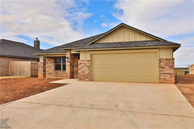 2510 Plymouth Rock Road, Abilene, TX 79601