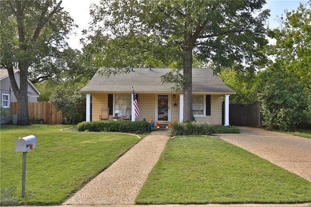 810 Davis Drive, Abilene, TX 79605