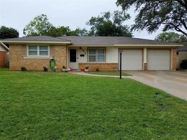 2910 Salinas Drive, Abilene, TX 79605