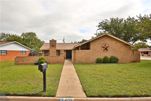 2701 Arlington Avenue, Abilene, TX 79606