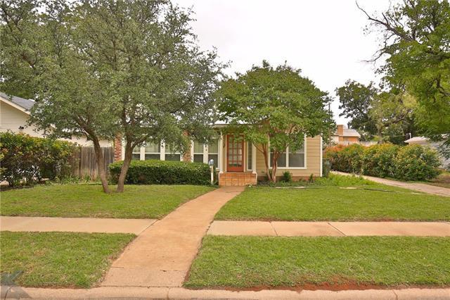 1341 Santos Street, Abilene, TX 79605