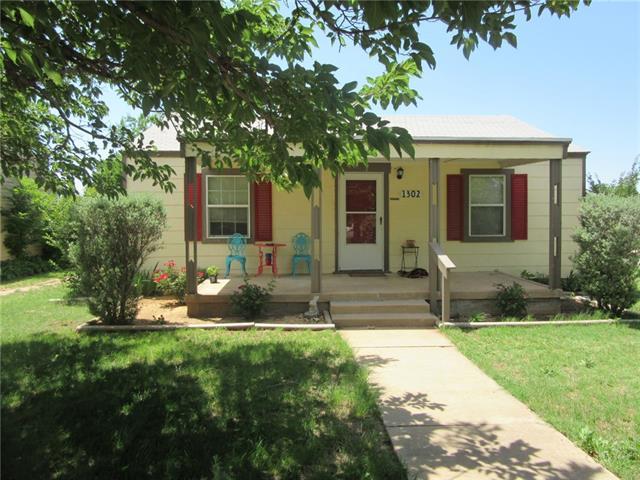 1302 Marshall Street, Abilene, TX 79605