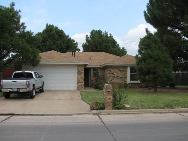2810 Rex Allen Drive, Abilene, TX 79606