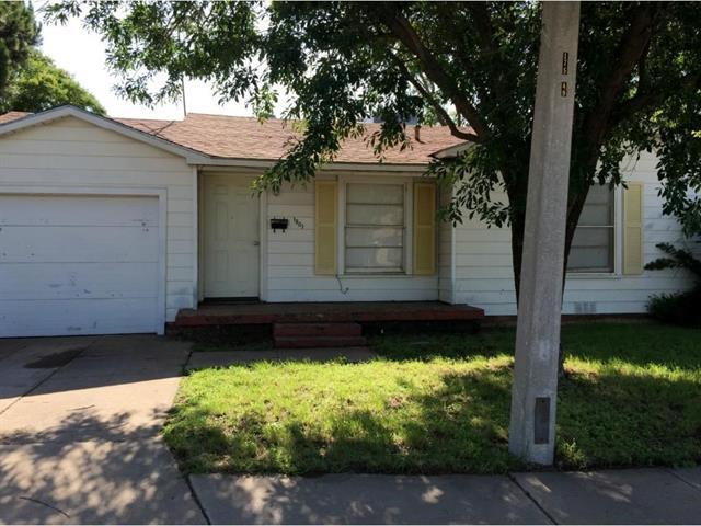1801 Barrow Street, Abilene, TX 79605