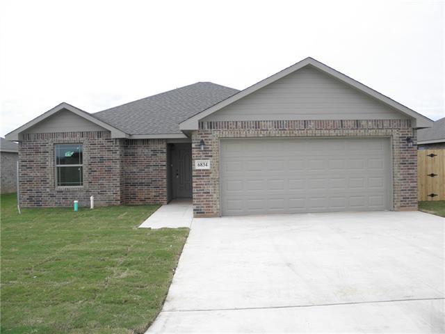 6834 Jennings Drive, Abilene, TX 79606