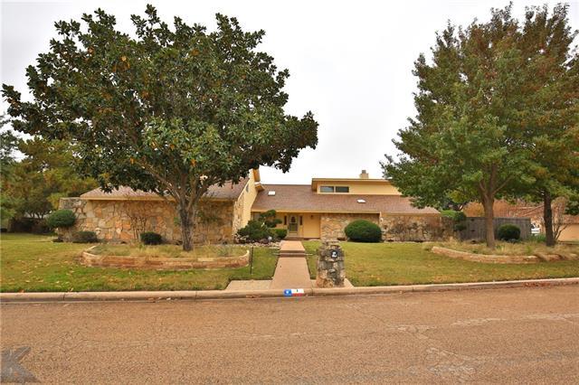 1 Pinehurst Street, Abilene, TX 79606