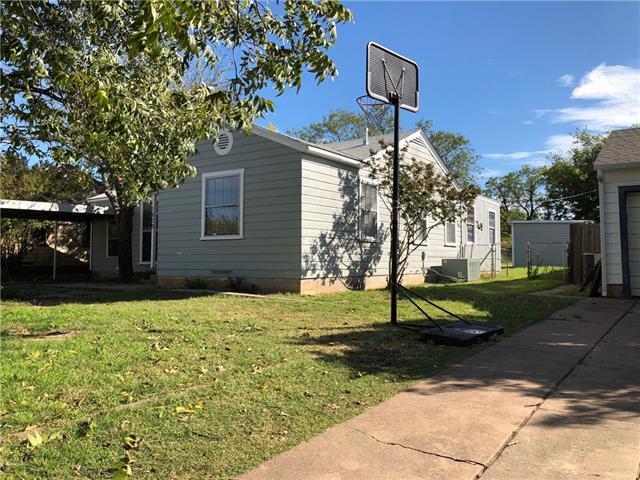 1609 Graham Street, Abilene, TX 79603