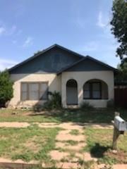 1642 S 12th Street, Abilene, TX 79602