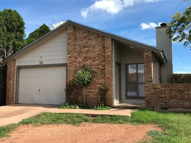 14 Reagan Circle, Abilene, TX 79605