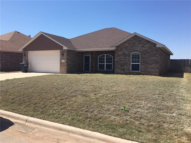 3134 Paul Street, Abilene, TX 79606