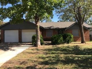317 N La Salle Drive, Abilene, TX 79603