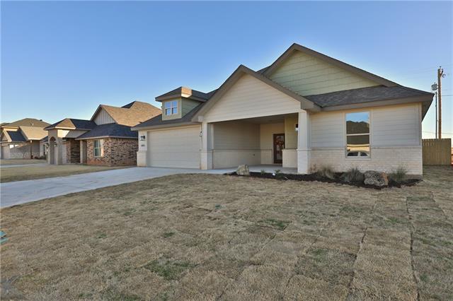 6825 Inverness Street, Abilene, TX 79606