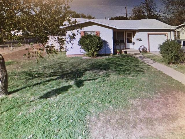 1142 S San Jose Drive, Abilene, TX 79605