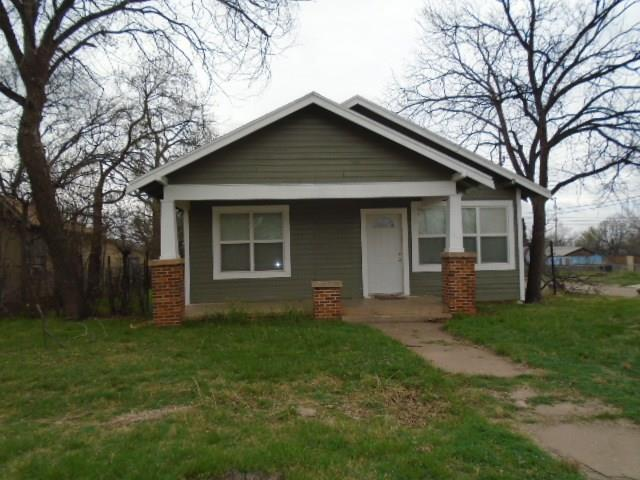 1602 Portland Avenue, Abilene, TX 79605