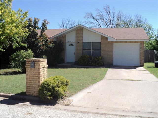3709 Scranton Lane, Abilene, TX 79602