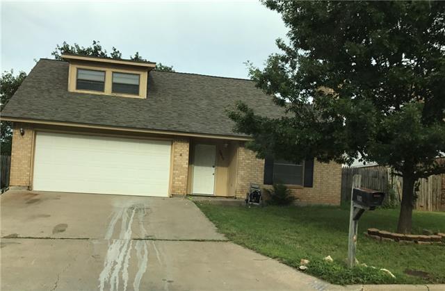 1617 Covey Lane, Abilene, TX 79605
