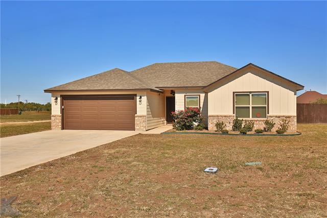126 Foxtrot Lane, Abilene, TX 79602