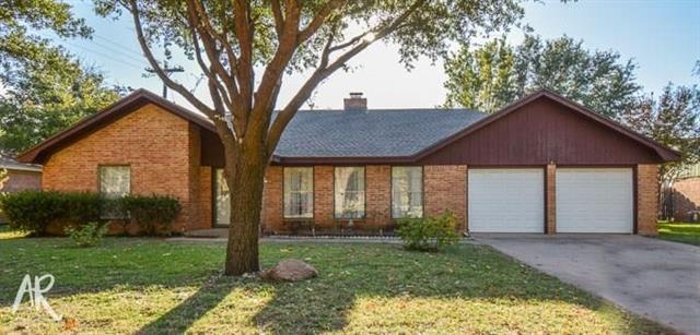 105 Lawrence Circle, Abilene, TX 79605