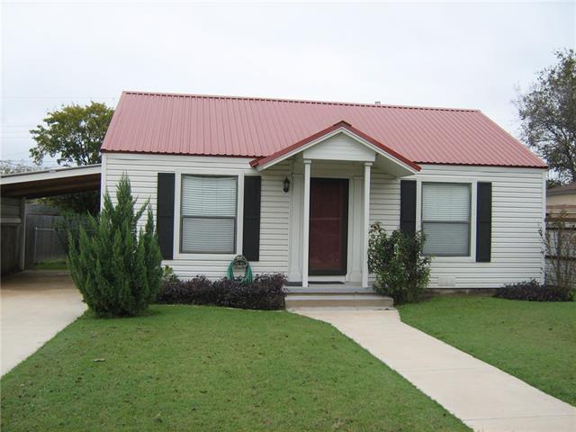 2942 S 10th Street, Abilene, TX 79605