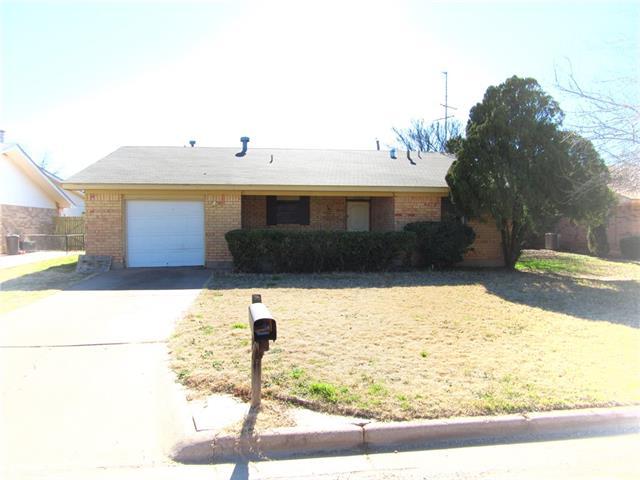 5333 Benbrook Street, Abilene, TX 79605