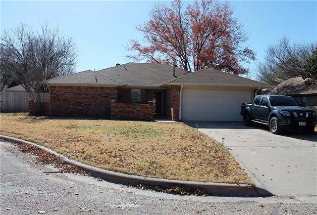 3525 Carnation Court, Abilene, TX 79606