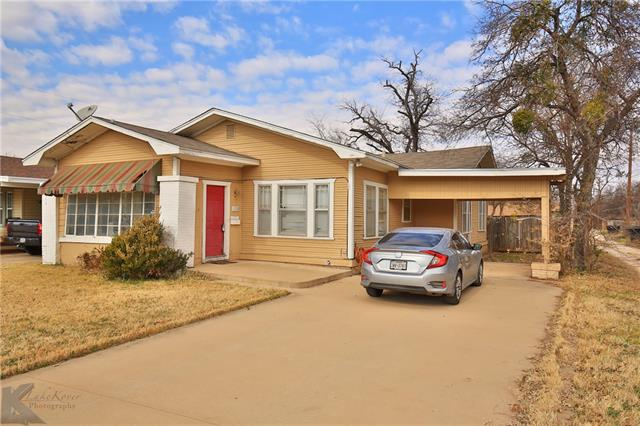 1826 Idlewild Street, Abilene, TX 79602